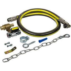 Cooker Hose, Kits & Accesories